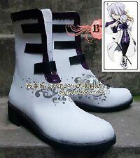 Cosplay Pandora Hearts Xerxes Break Anime Schuhe Handarbeit Aus PU Gr.38-44 Neu