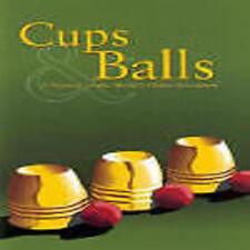 Cups and Balls Magic Trick Book