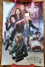 """Agents of SHIELD Poster Marvel Avengers Movie Poster 13"""" x 20"""""""