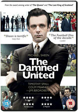 DVD:THE DAMNED UNITED - NEW Region 2 UK