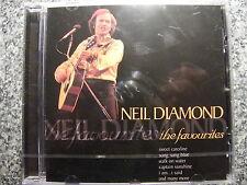 CD Neil Diamond / The Favourites – Album 2001 - OVP