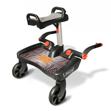 Lascal Maxi PLUS Buggy Board and Saddle GREY - BuggyBoard BRAND NEW