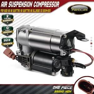 Air Suspension Compressor for Audi A6 A6 Quattro S6 Quattro A6 Allroad C6 04-11