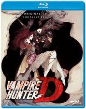 Vampire Hunter D - Blu-ray