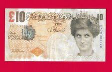 Original Banksy tenner princess  DI-FACED £10 NOTE 2004 To Dismaland 2015,