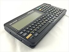SHARP PC-G850VS Pocket Computer PC Unopened From Japan Function calculator used