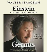 Einstein TV Tie-In Edition : His Life and Universe by Walter Isaacson (2017,...