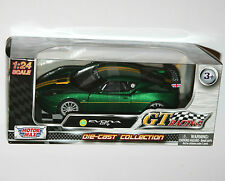 Motor Max - LOTUS EVORA GT4 (Green) - Model Scale 1:24