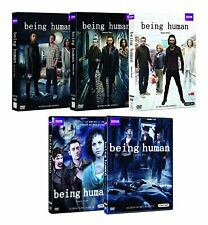 Being Human Complete Seasons 1-5 Bundle DVD *Brand New Sealed*