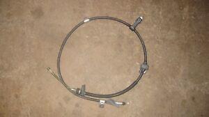 Parking Brake Cable Rear Right BC122543 fits 84-87 Honda Civic 094-0691