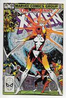 Uncanny X-Men #164, VF, 1st Appearance Carol Danvers as Binary!