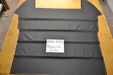1974 74 1975 75 1976 76 1977 77 FORD MAVERICK 2 DOOR BLACK HEADLINER USA MADE