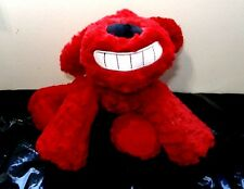 """CLIFFORD BIG RED DOG-4 legs have honks,New without tags ~11""""x 9"""""""