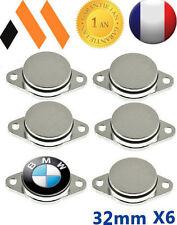 6x BOUCHONS CLAPET/VOLET D'ADMISSION  32 MM BMW SWIRL FLAP M57/330D 330CD 320D