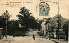 CPA  Pré-Saint-Gervais - Le Vieux Regard    (296378)