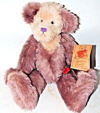 Rare Original Lisa Applebeary Limited Edition Secret Treasures Bear Doll (#1/25)