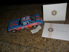 Franklin Mint Precision Model Richard Petty STP #43 Olds with Tag 1/24 scale