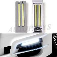 2x 100 LED DIY Custom Strip Daytime Running Light DRL Car Fog Day Driving Lamps