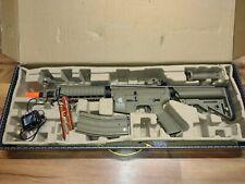 Used Lancer Tactical LT-02T-G2 MK18 MOD 0 M4 CQB Gen 2 Airsoft Gun Tan