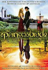 The Princess Bride (Dvd, 20th Anniversary Edition) new