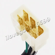 Chinese Generator On Off Ignition Key Switch 6 wire Fit 5KW 6KW 7KW 188F 190F