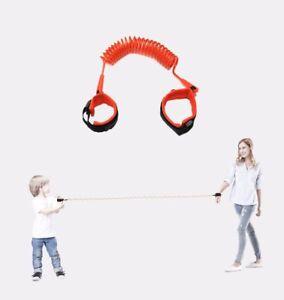 Anti-Lost Band Baby Kid Child Safety Harness Anti Lost Strap Wrist Walking Leash