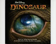 CD JAMES NEWTON HOWARDdinosaur WALT DISNEYSOUNDTRACK EX (B1275)