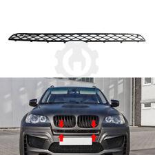 Front Center Upper and Lower Bumper Cover Grille For BMW X5 E70 X6 E71 E72 07-14