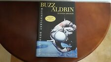 Buzz Aldrin Autographed Magnificent Desolation Hard Cover Book