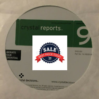 Crystal Reports 9 Advanced / Software / For Windows / Disc / New