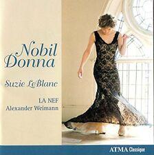 SLe BlancLa Nef - Nobil Donna [CD]