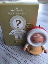 2011 HALLMARK KEEPSAKE ORNAMENT MYSTERY FROSTY FRIEND ~ TOYMAKER SANTA OPENED