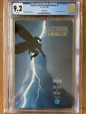 BATMAN: THE DARK KNIGHT RETURNS #1  CGC 9.2 3rd Print. Frank Miller DC 1986