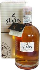 Rarität: Slyrs Bayerischer Single Malt Whisky 0,7l - Jahrgang 2009