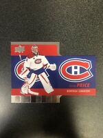 2015-16 Upper Deck Tim Hortons - Carey Price #TH-1- Die-Cut Free Ship OBO