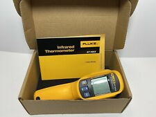 Fluke 67 Max Clinical Infrared Thermometer 716 F To 109 F 05 F