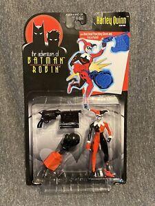 Kenner Adventures of Batman & Robin Harley Quinn 1997 Sealed DC Gotham
