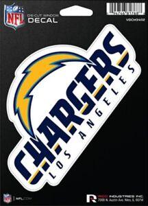 Los Angeles Chargers Die Cut Decal-Car Window, Laptop, Tumbler. See Description