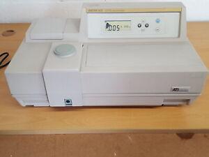 UNICAM 8625 UV/VIS Spectrometer Lab PU 8625 Spec