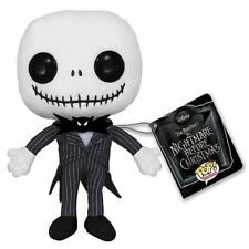 DISNEY POP FUNKO NIGHTMARE BEFORE CHRISTMAS JACK PLUSHIE PLUSH FIGURE DOLL NEW