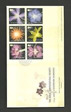 Great Britain 2004 FDC Royal Horticultural Society CDI RHS Wisley Mint