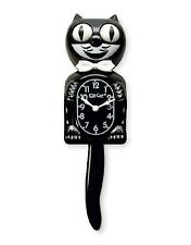 Kit Cat Wall Klock Classic 30's Vintage Style Animated Cordless Electric Clock