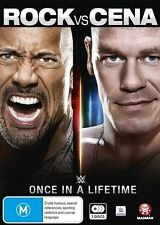 The Rock Sports M Rated DVDs & Blu-ray Discs