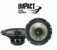 Impact Par Woofer 165mm 150W De Set Ef 66S Nuevo Altavoces Coche Arcas