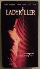 mimi rogers  LADYKILLER john shea  VHS VIDEOTAPE