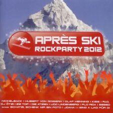 Après Ski Rockparty 2012 - Doppel-CD Rock englischsprachig / Soft Rock / PopRock