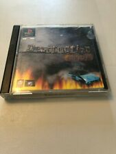 Destruction Derby, PS1, PlayStation 1, Classic Game