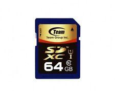Team Japan Sdxc card Uhs-1 64Gb international package Tg064G0Sd3Ft