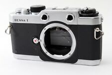 Voigtlander Bessa T Silver 35mm Film Rangefinder Camera #1247