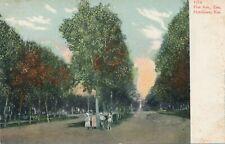 HUTCHINSON KS – First Avenue East – udb (pre 1908)